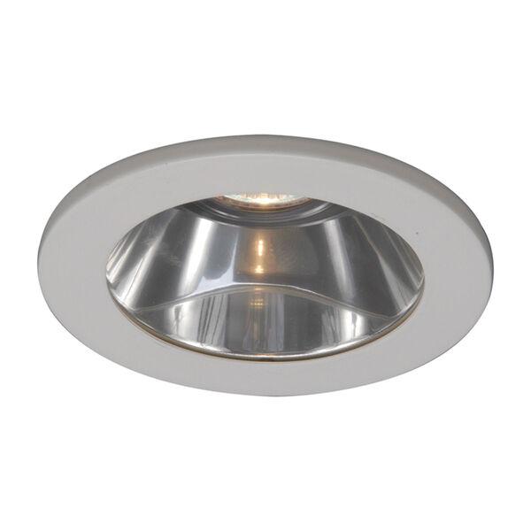 White Round Shower Trim, image 1
