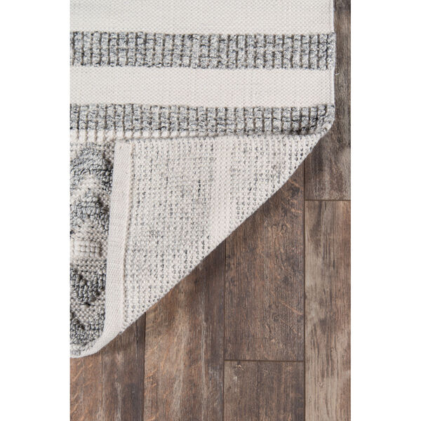 Hermosa Ivory Rectangular: 7 Ft. 9 In. x 9 Ft. 9 In. Rug, image 6