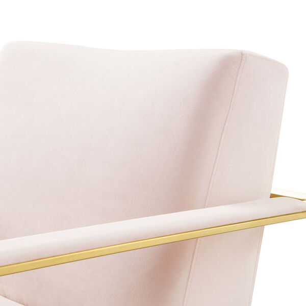 Monroe Performance Velvet Accent Chair, image 4