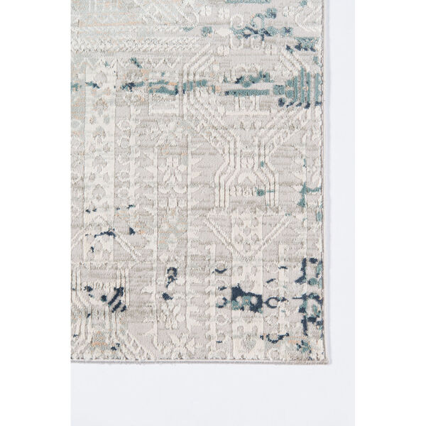 Genevieve Silver Rectangular: 1 Ft. 10 In. x 2 Ft. 10 In. Rug, image 4