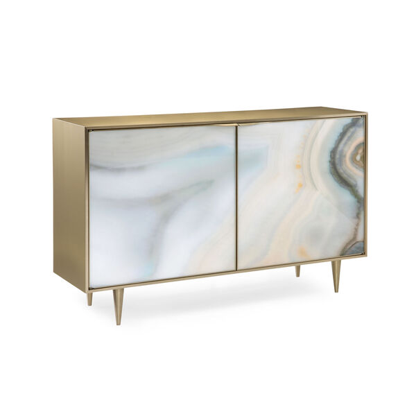 Classic Gold Extrav-Agate Chest, image 1