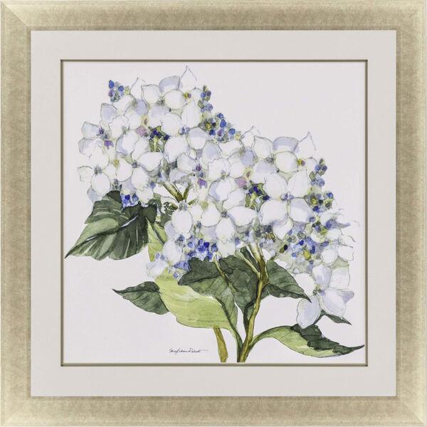 Full Bloom II White Framed Art, image 2