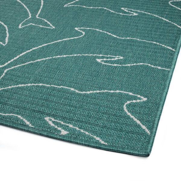 Blue Dolphin Indoor/Outdoor Rug, image 5