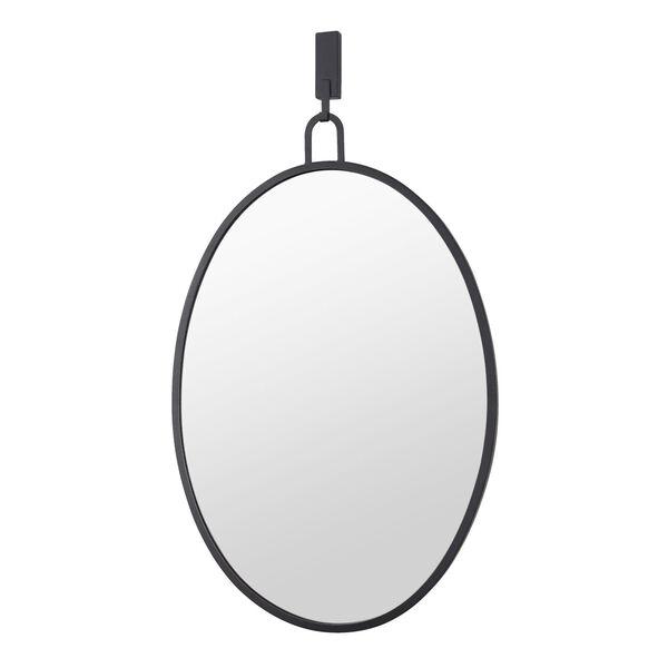 Stopwatch Black Wall Mirror, image 5