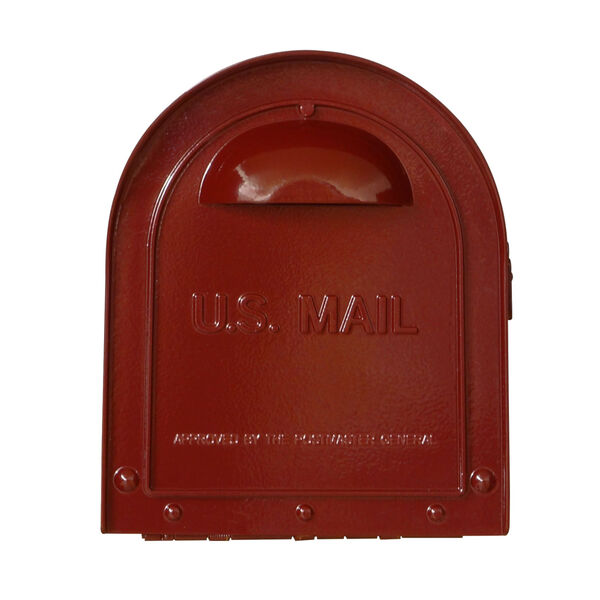 Dylan Wine Curbside Mailbox, image 4