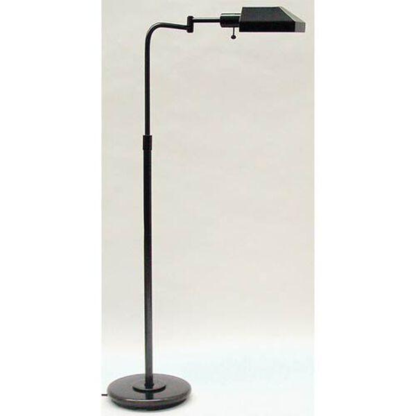 Swing Arm Floor Lamp, image 1
