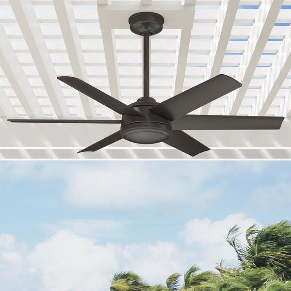 Jetty Noble Bronze 52-Inch Outdoor Ceiling Fan, image 5