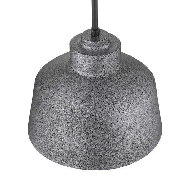 Barnes Gray One-Light Outdoor Convertible Pendant, image 2