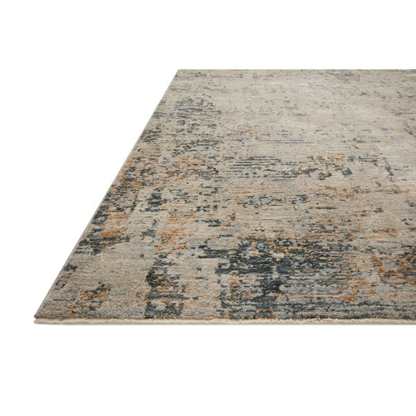 Axel Beige and Sky Area Rug, image 3
