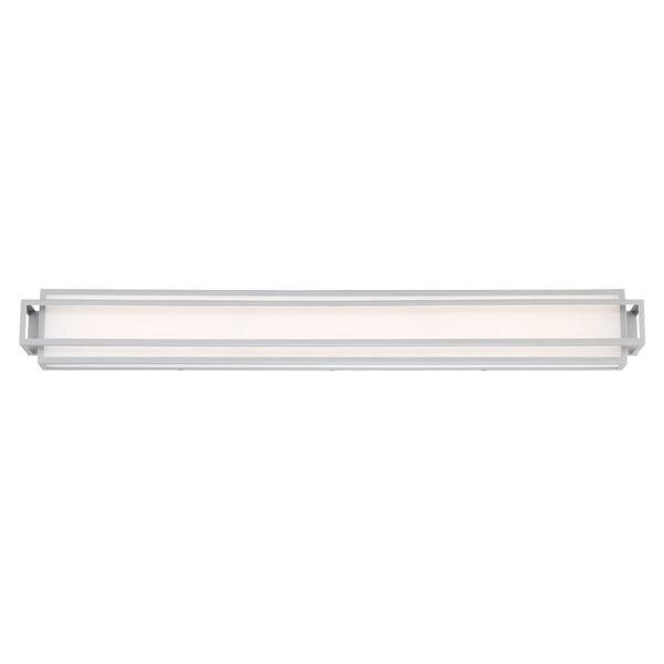 Equation Titanium 40-Inch LED Bath Bar Light, image 2
