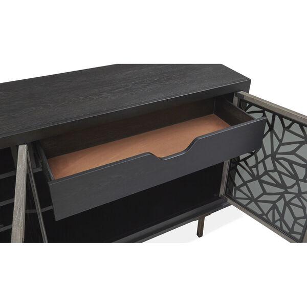 Ryker Black Cabinet, image 2