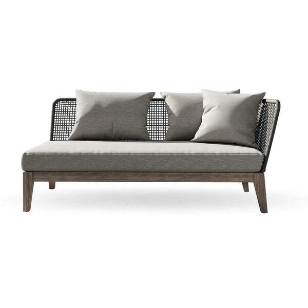 Netta Outdoor Right Arm Sofa, image 1