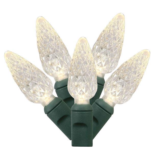 Warm White LED Light Set with 50 Lights, image 1