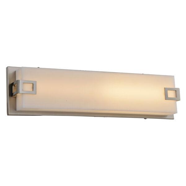 Cermack St. Brushed Nickel 38-Inch LED Bath Bar, image 1