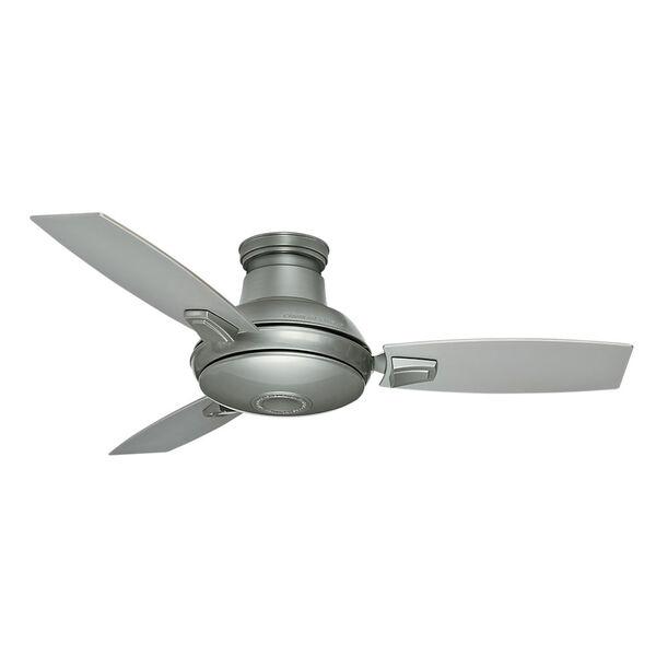 Verse Satin Nickel 44-Inch LED Ceiling Fan, image 4