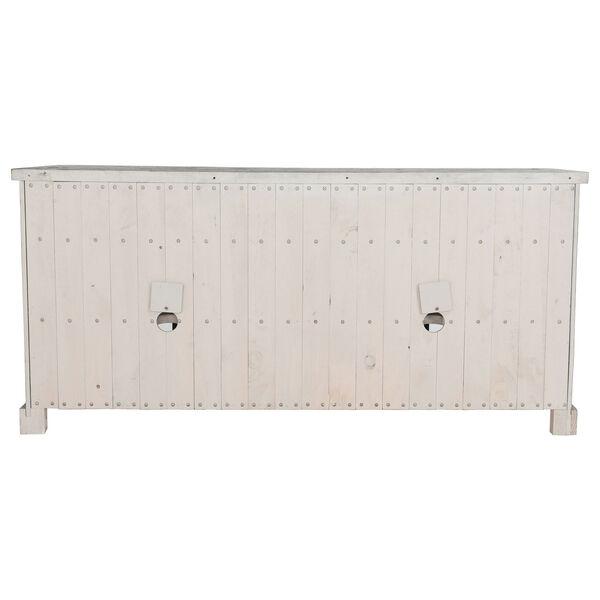 Sagrada Sierra Gray Four-Door Sideboard, image 10