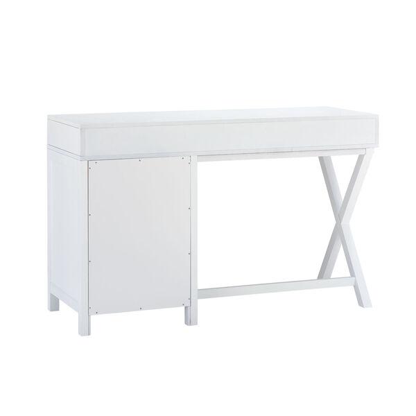Max White Gold Desk, image 4