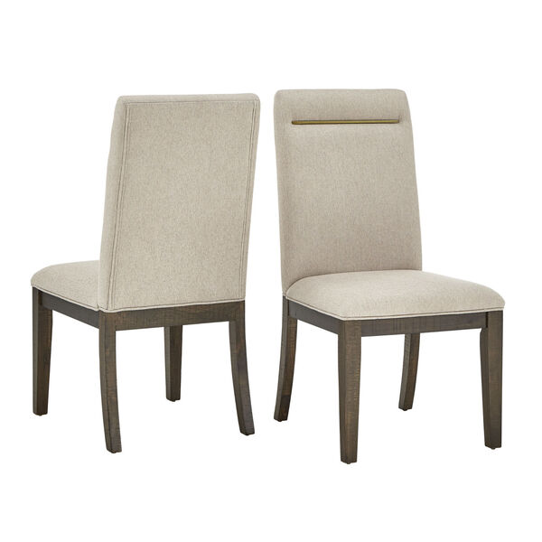 Lenora Espresso Dining Chair, Set of Two, image 1