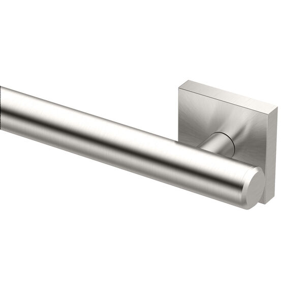 Elevate 24-inch Grab Bar Satin Nickel, image 2