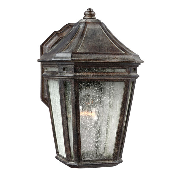 Londontowne Weathered Chestnut One-Light Outdoor Wall Sconce, image 1