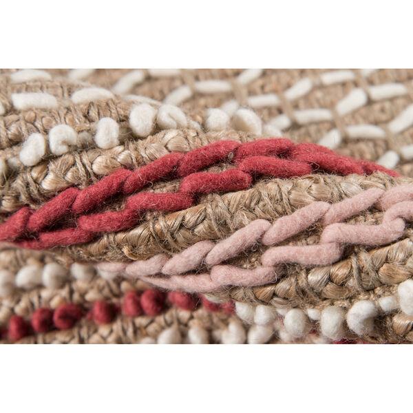 Esme Pink Rectangular: 5 Ft. x 7 Ft. Rug, image 5