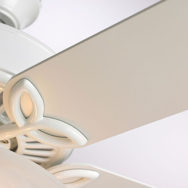Pro Series White 50-Inch Ceiling Fan, image 6