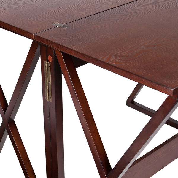 Derby Counter Height Universal Table - Espresso, image 4
