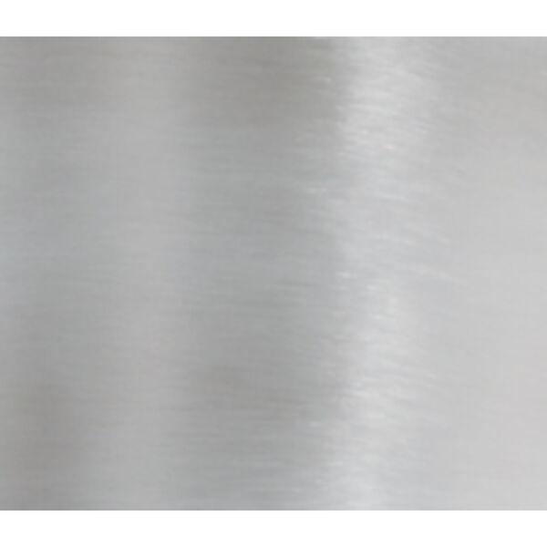 For-Square Brushed Nickel 12-Inch LED Flush Mount, image 3