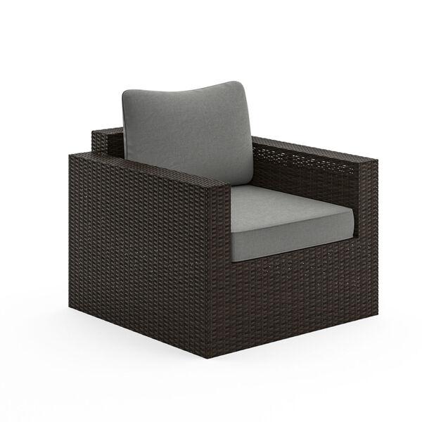 Cape Shores Brown Patio Arm Chair, image 1