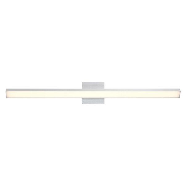 Revel Brushed Aluminum 50-Inch 3000K LED Bath Bar Light, image 2