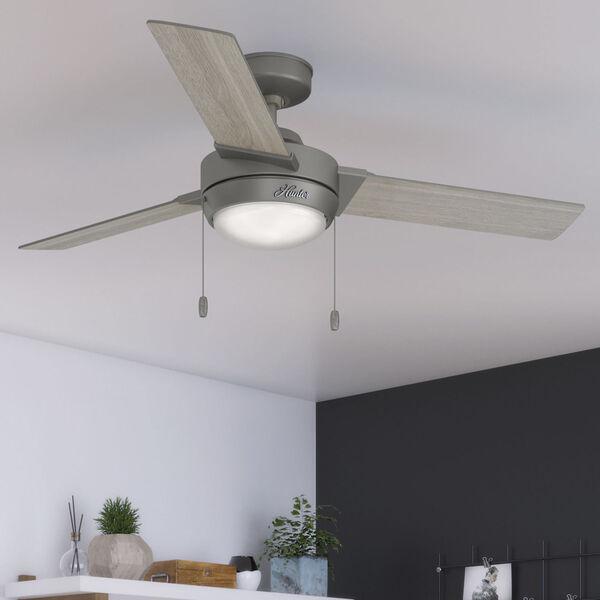 Mesquite Matte Silver 52-Inch LED Ceiling Fan, image 5