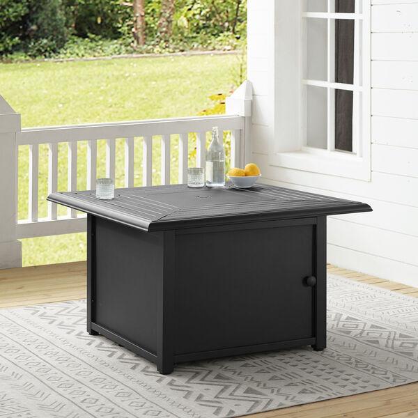 Dante Black Fire Table, image 4