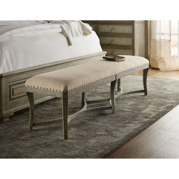 Alfresco Oyster Bed Bench, image 2