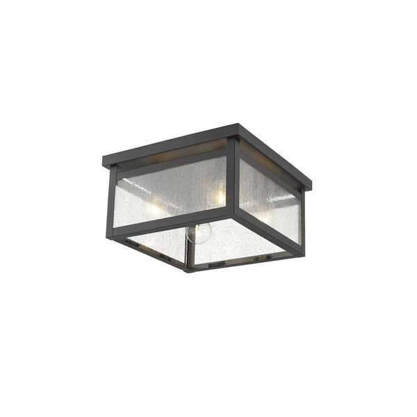 Milford Bronze Four-Light Ceiling Mount, image 5