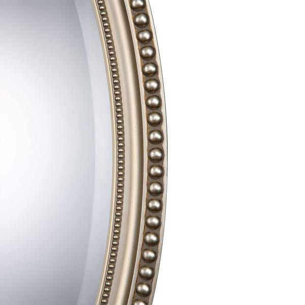 Wellington Silver Oval Mirror, image 4