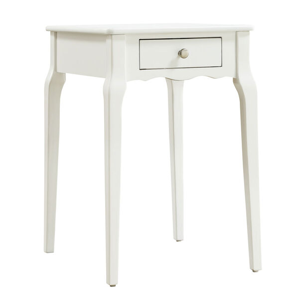 Eugenia 1-Drawer End Table, image 2