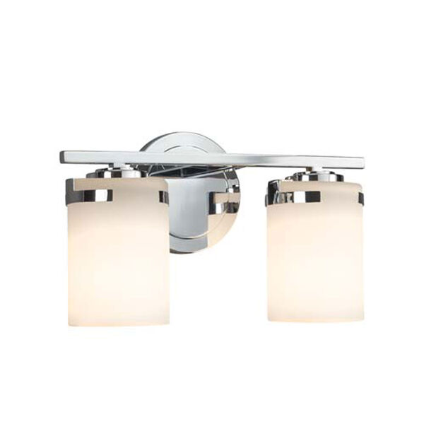 Fusion - Atlas Two-Light Bath Bar, image 1