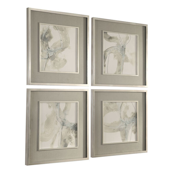 Divination Abstract Art, Set of 4, image 3