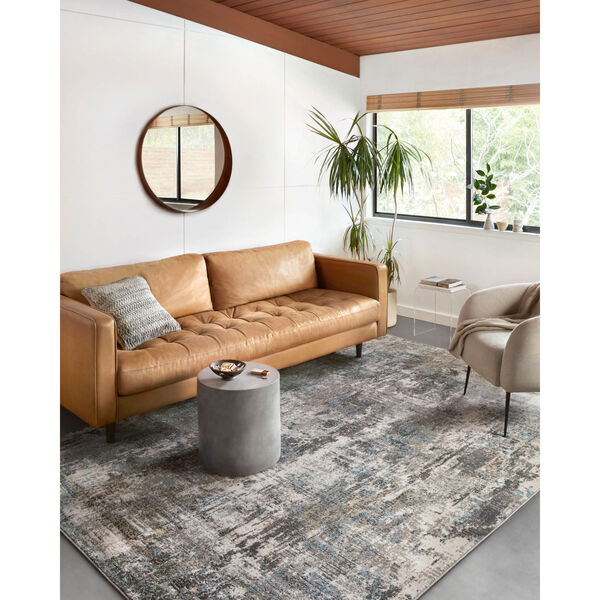 Maeve Slate and Mist 9 Ft. 3 In. x 13 Ft. Area Rug, image 2