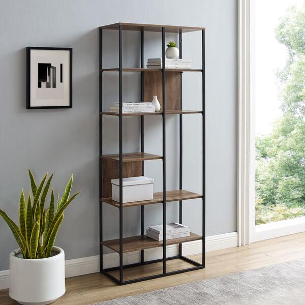 Bryant Reclaimed Barnwood Bookshelf, image 2