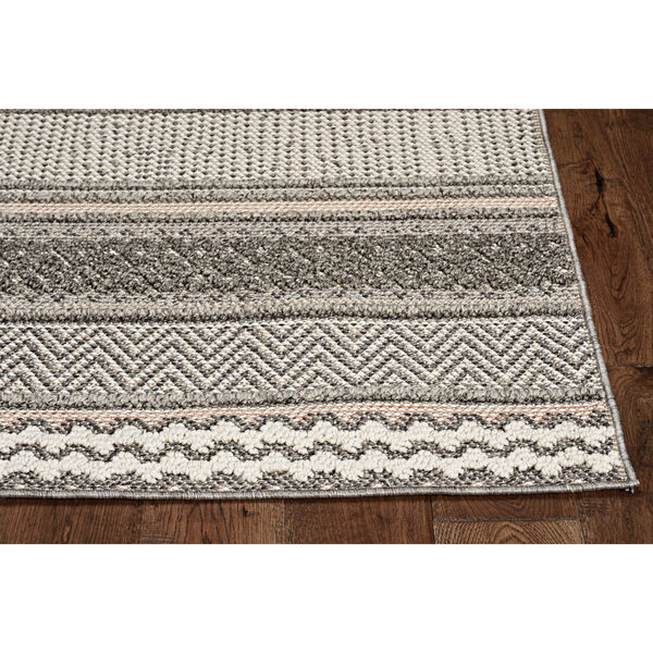Terrace Taupe Rectangular: 5 Ft. x 7 Ft. 6 In. Rug, image 2