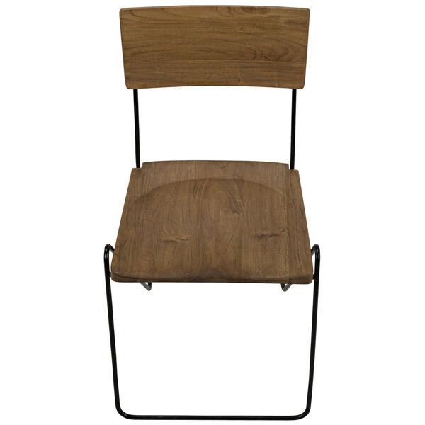 Espinosa Natural Dining Chair, image 4