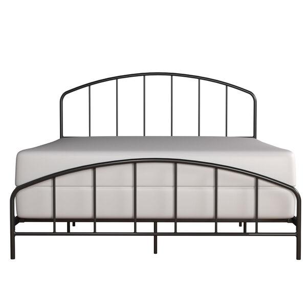 Tolland Black Metal Bed, image 4