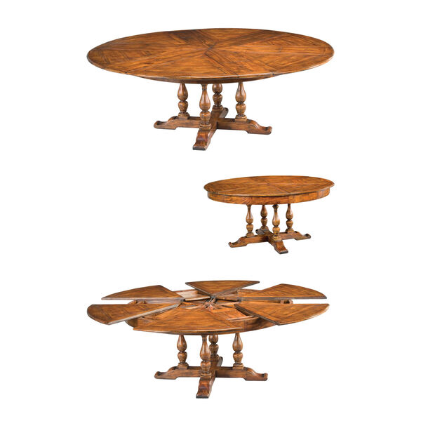 Walnut Jupe Dining Table, Large, image 2