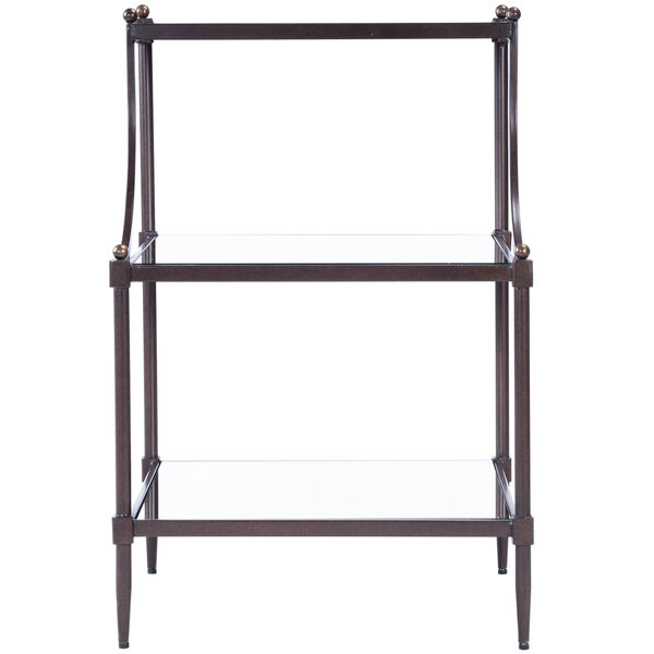 Metalworks Tiered Side Table, image 3