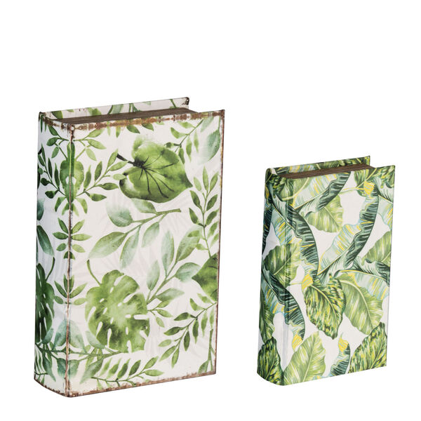 Green Book Boxes, Set of 2, image 1