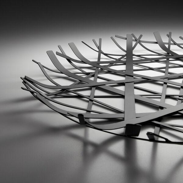 Graphite 26-Inch Belgian Basket, image 2