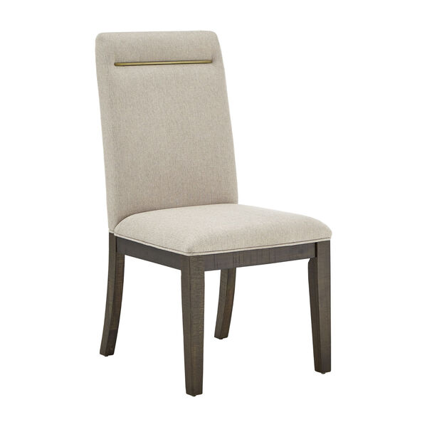 Lenora Espresso Dining Chair, Set of Two, image 2