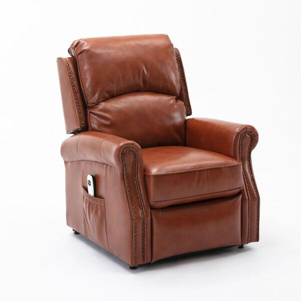 Crofton Caramel Lift Chair, image 6