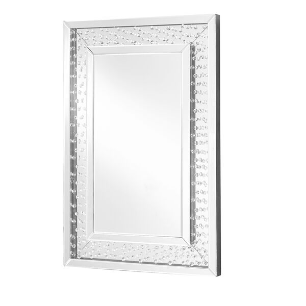 Sparkle Crystal 24-Inch Mirror, image 2